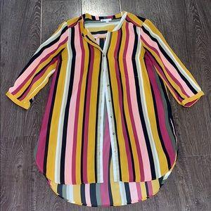 Button up blouse - Size M